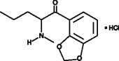2,3-<wbr/>Pentylone isomer (hydro<wbr>chloride)