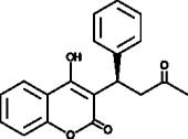 (+)-<wbr/>Warfarin