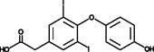 3,5-Diiodo<wbr/>thyroacetic Acid