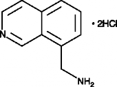 8-<wbr/>Isoquinoline methanamine (hydro<wbr>chloride)