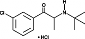 Bupropion (hydro<wbr>chloride)