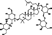 Ginsenoside Rb<sub>1</sub>