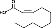<em>cis</em>-<wbr/>2-<wbr/>Decenoic Acid