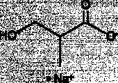 3-Hydroxyiso<wbr/>butyrate (sodium salt)