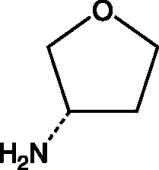 (S)-<wbr/>Tetrahydrofuran-<wbr/>3-<wbr/>ylamine