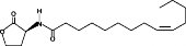 N-<wbr/><em>cis</em>-<wbr/>tetradec-<wbr/>9Z-<wbr/>enoyl-<wbr/>L-<wbr/>Homoserine lactone
