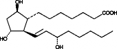 Prostaglandin F<sub>1β</sub>