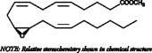 (±)11(12)-<wbr/>EET methyl ester