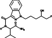 5-<wbr/>fluoro AB-<wbr/>PINACA N-<wbr/>(4-<wbr/>hydroxypentyl) metabolite