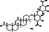 Glycyrrhizic Acid (ammonium salt)