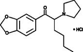 3,4-<wbr/>Methylenedioxy-<wbr/>α-<wbr/>Pyrrolidinohexanophenone (hydro<wbr>chloride)