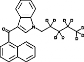 JWH 018-<wbr/>d<sub>9</sub> (exempt preparation)