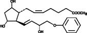 16-<wbr/>phenoxy tetranor Prostaglandin F<sub>2?</sub> methyl ester