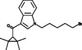UR-<wbr/>144 N-<wbr/>(5-<wbr/>bromopentyl) analog