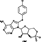 8-<wbr/>CPT-<wbr/>Cyclic AMP (sodium salt)