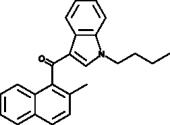 JWH 073 2-<wbr/>methylnaphthyl analog