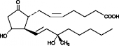15(S)-<wbr/>15-<wbr/>methyl Prostaglandin E<sub>2</sub>