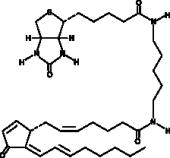 15-<wbr/>deoxy-<wbr/>?<sup>12,14</sup>-<wbr/>Prostaglandin J<sub>2</sub>-<wbr/>biotin