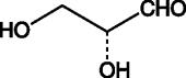 D-(+)-Glycer<wbr/>aldehyde