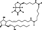 Prostaglandin D<sub>2</sub>-<wbr/>biotin