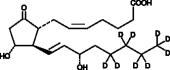 Prostaglandin E<sub>2</sub>-<wbr/>d<sub>9</sub>