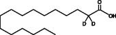 Palmitic Acid-<wbr/>d<sub>2</sub>