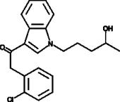 JWH 203 N-<wbr/>(4-<wbr/>hydroxypentyl) metabolite