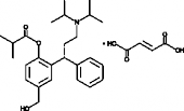 Fesoterodine (fumarate)