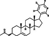 Abiraterone Acetate-d<sub>4</sub>