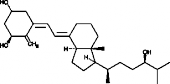 1,24-<wbr/>dihydroxy Vitamin D<sub>3</sub>
