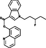 5-<wbr/>fluoro PB-<wbr/>22 N-<wbr/>(3-<wbr/>fluoropentyl) isomer