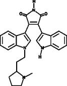 Bisindolyl<wbr/>maleimide II