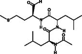 Calpain Inhibitor II