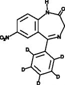 Nitrazepam-<wbr/>d<sub>5</sub> (CRM)