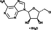 5'-chloro-5'-Deoxyadenosine (hydrate)