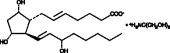 5-<wbr/><em>trans</em> Prostaglandin F<sub>2?</sub> (tromethamine salt)