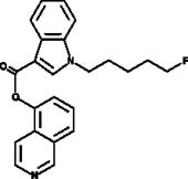 5-<wbr/>fluoro PB-<wbr/>22 5-<wbr/>hydroxyisoquinoline isomer