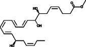 17(R)-<wbr/>Resolvin D1 methyl ester