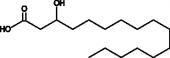 3-hydroxy Palmitic Acid