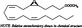 (±)5(6)-<wbr/>EET methyl ester