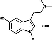 5-<wbr/>hydroxy DMT (hydro<wbr>chloride)