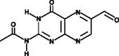 Acetyl-6-formylpterin