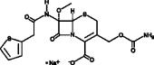 Cefoxitin (sodium salt)
