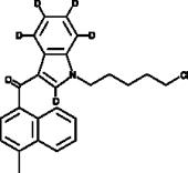 MAM2201 N-<wbr/>(5-<wbr/>chloropentyl) analog-<wbr/>d<sub>5</sub>