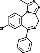 Alprazolam (CRM)