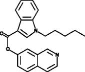 PB-<wbr/>22 7-<wbr/>hydroxyisoquinoline isomer