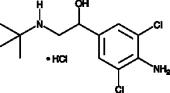 Clenbuterol (hydro<wbr>chloride)