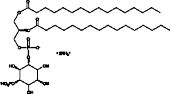 PtdIns-<wbr/>(3)-<wbr/>P<sub>1</sub> (1,2-<wbr/>dipalmitoyl) (ammonium salt)
