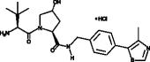 VHL Ligand 1 (hydro<wbr/>chloride)