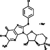 Rp-8-pCPT-Cyclic GMPS (sodium salt)